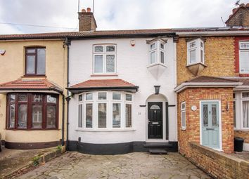 Thumbnail 2 bed terraced house for sale in Grangewood Avenue, Rainham