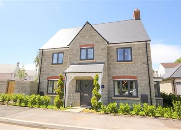 Thumbnail 4 bed detached house for sale in Kingswood Felds, Kingswood, Gloucestershire