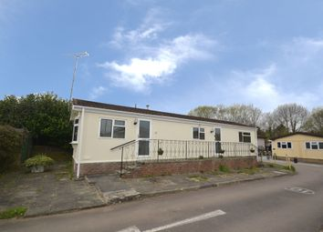 Thumbnail 2 bed mobile/park home for sale in Long Meadow, Cummings Hall Lane, Noak Hill, Romford