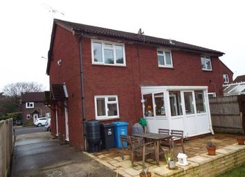 Thumbnail 1 bedroom terraced house for sale in Creekmoor, Poole, Dorset