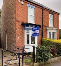 Thumbnail 3 bed semi-detached house for sale in Stanley Street, Retford, Nottinghamshire