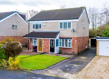 Thumbnail 3 bed semi-detached house for sale in Glastonbury Road, Tyldesley, Manchester