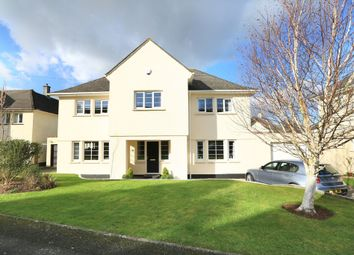 Thumbnail 4 bed detached house for sale in Campbell Road, Plymstock, Plymouth