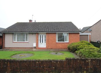 Thumbnail 2 bed detached bungalow for sale in Rydal Crescent, Penrith, Cumbria