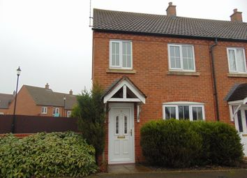 Thumbnail 2 bed end terrace house for sale in St. Francis Drive, Kings Norton, Birmingham