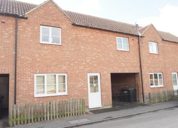 Thumbnail 3 bed terraced house for sale in Eastgate, Bassingham, Lincoln