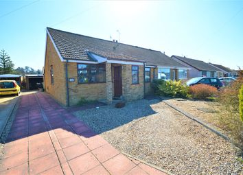 Thumbnail 2 bed semi-detached bungalow for sale in Cere Road, Sprowston