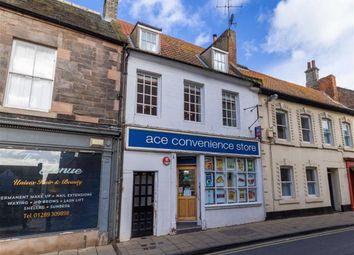 Thumbnail 2 bedroom maisonette for sale in Bridge Street, Berwick-Upon-Tweed, Northumberland