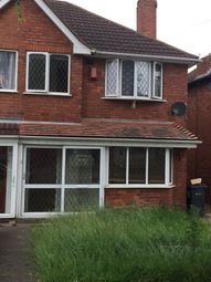 Thumbnail 3 bed semi-detached house for sale in Castleton Road, Great Barr, Birmingham