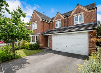 Thumbnail 5 bed detached house for sale in Oxclose Park View, Halfway, Sheffield