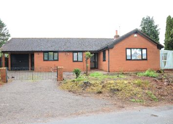 Thumbnail 3 bed bungalow for sale in Llangrove, Ross-On-Wye, Herefordshire