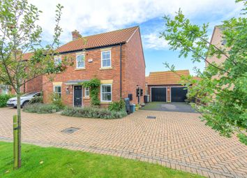 Thumbnail 4 bed detached house for sale in Hazel Walk, Alford
