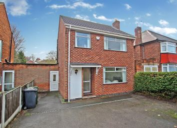 Thumbnail 3 bed detached house for sale in Moore Road, Mapperley, Nottingham