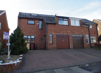 Thumbnail 3 bed semi-detached house for sale in Nightingale Road, Blackrod, Bolton
