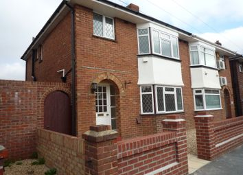 Thumbnail 3 bedroom semi-detached house to rent in West Street, Portchester, Fareham