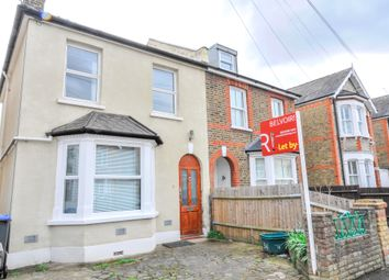 Thumbnail 3 bed semi-detached house to rent in Gibbon Road, Kingston-Upon-Thames