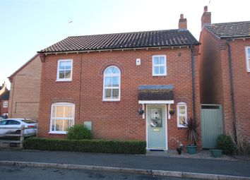 Thumbnail 3 bed detached house for sale in Sorrel Road, Witham St. Hughs, Lincoln