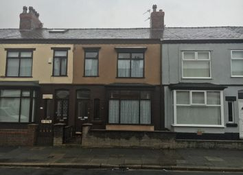 Thumbnail 3 bed town house for sale in Ovolo Road, Stoneycroft, Liverpool