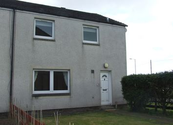 Thumbnail 3 bed end terrace house for sale in Mabie Court, Dumfries