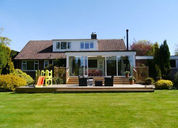 Thumbnail 3 bed detached bungalow for sale in Birney Edge, Ponteland, Newcastle Upon Tyne
