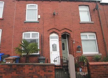 Thumbnail 2 bed terraced house for sale in Townsend Road, Pendlebury Swinton Manchester, Swinton