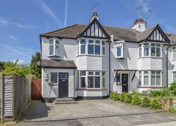 Thumbnail 3 bed end terrace house for sale in Park Road, Leigh-On-Sea, Essex