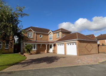 Thumbnail 3 bed detached house for sale in Peatburn Avenue, Heanor, Derbyshire