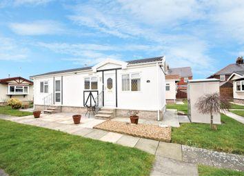 Thumbnail 1 bed mobile/park home for sale in Sunnyhurst Park, South Shore, Lancashire
