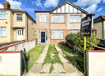 Thumbnail 3 bed semi-detached house for sale in Warland Road, Plumstead, London