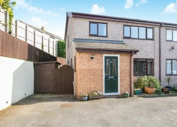 Thumbnail 3 bed semi-detached house for sale in New Street, Conwy, North Wales