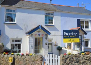 Thumbnail 2 bed terraced house to rent in Crown Square, Shaldon, Devon