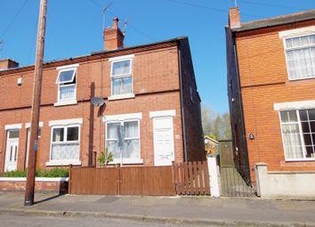 Thumbnail 2 bed terraced house for sale in Hemlock Avenue, Long Eaton, Nottingham