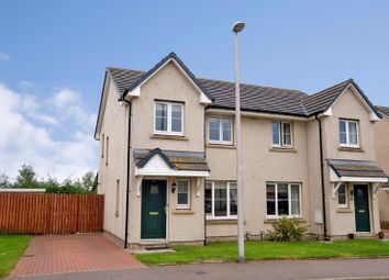 Thumbnail 3 bed semi-detached house to rent in Hillside Drive, Portlethen, Aberdeen