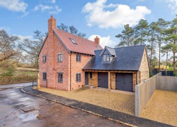Thumbnail 5 bed detached house for sale in Willow Grove, Kinnerley, Shropshire