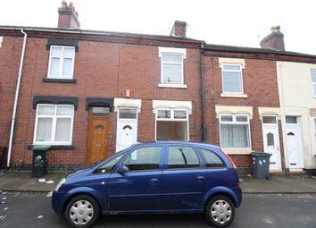 Thumbnail 2 bedroom terraced house to rent in Hillary Street, Cobridge, Stoke-On-Trent