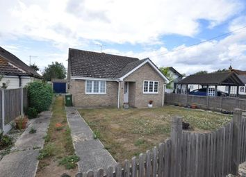 Thumbnail 2 bed bungalow for sale in St Lawrence, Southminster, Essex