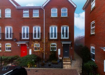 Thumbnail 3 bed property for sale in Atkinson Road, Hawkinge, Folkestone