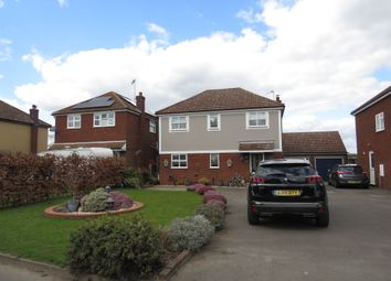 Thumbnail 4 bed detached house for sale in Rectory Road, Little Oakley, Harwich