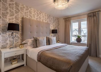 "Thumbnail 2 bed flat for sale in ""Glencorse"" at Buckstone Terrace, Fairmilehead, Edinburgh"