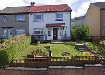 Thumbnail 3 bed end terrace house to rent in Eriff Road, Dalmellington, Ayrshire