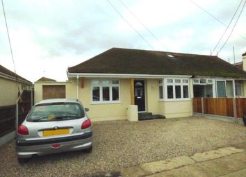 Thumbnail 2 bed bungalow for sale in Woodhurst Road, Canvey Island