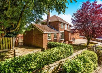 Thumbnail 3 bed detached house for sale in Doncaster Road, Braithwell, Rotherham