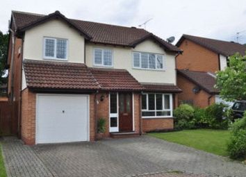 Thumbnail 5 bed detached house to rent in Northfield, Lightwater