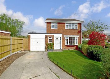 Thumbnail 3 bed detached house for sale in Staple Drive, Staplehurst, Kent