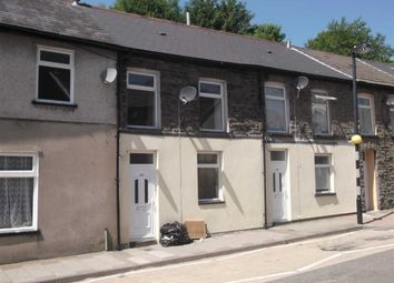Thumbnail 4 bed terraced house to rent in Llewellyn Street, Pontygwaith, Ferndale