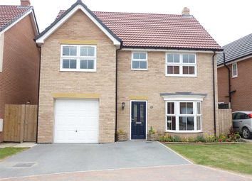 Thumbnail 5 bed detached house for sale in Brocklesby Avenue, Immingham