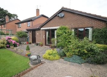 Thumbnail 3 bedroom detached bungalow for sale in Heath Lane, Earl Shilton, Leicester