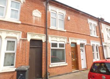 Thumbnail 2 bedroom terraced house for sale in Livingstone Street, Leicester