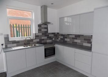 Thumbnail 2 bed flat to rent in 61 Potter Street, Worksop, Nottinghamshire