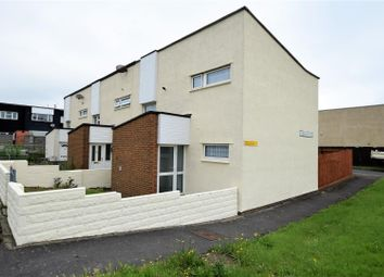 Thumbnail 2 bedroom end terrace house for sale in Michaelston Close, Barry